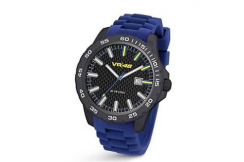 TW Steel Yamaha VR 46 Blue Watch Valentino Rossi VR102